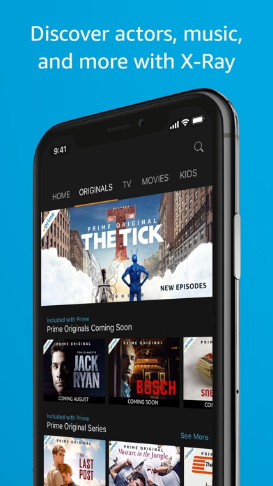download Amazon Prime Video apps 1