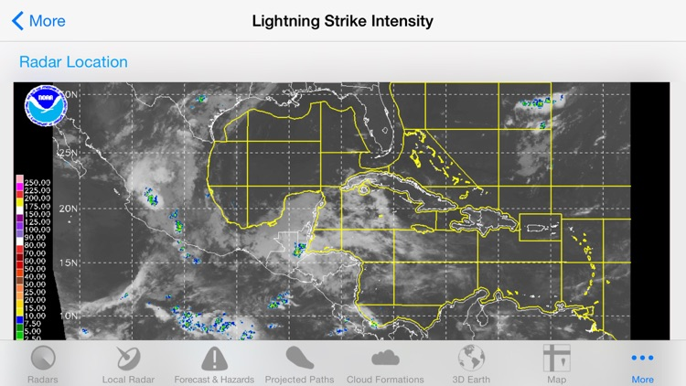 Hurricane Track+ Radar and Tropical Storm Tracker
