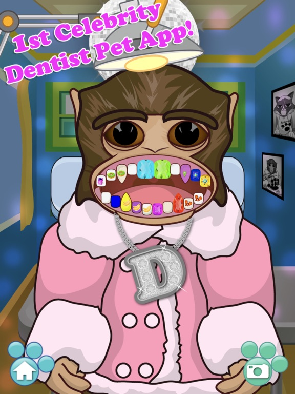 Celebrity Dentist Pets Doctor-ipad-3