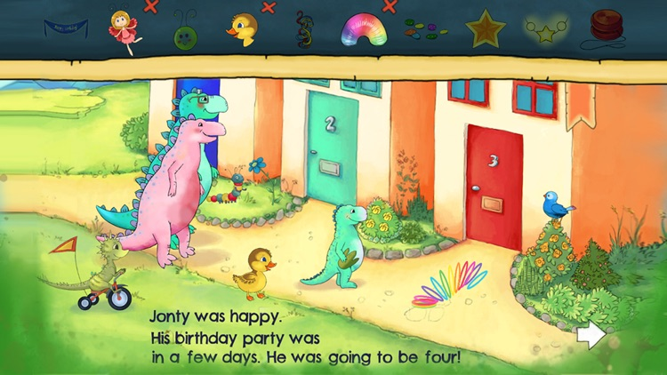 Jonty The Dinosaur's Birthday screenshot-4