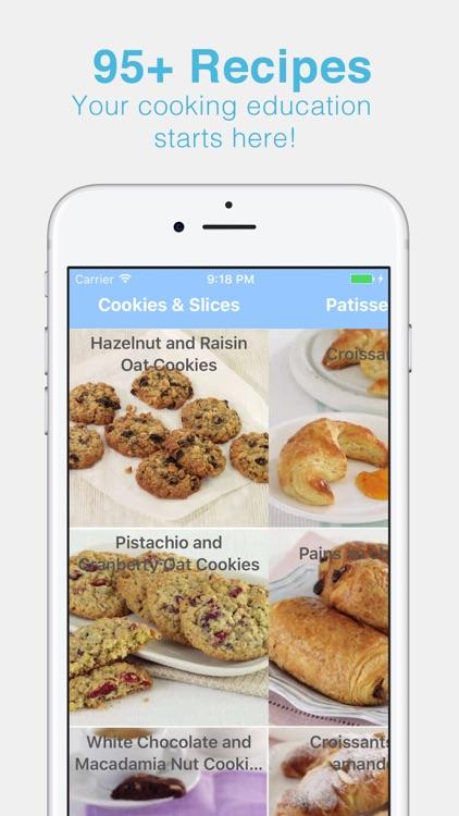 Baking - Breads & Cookies Cookbook