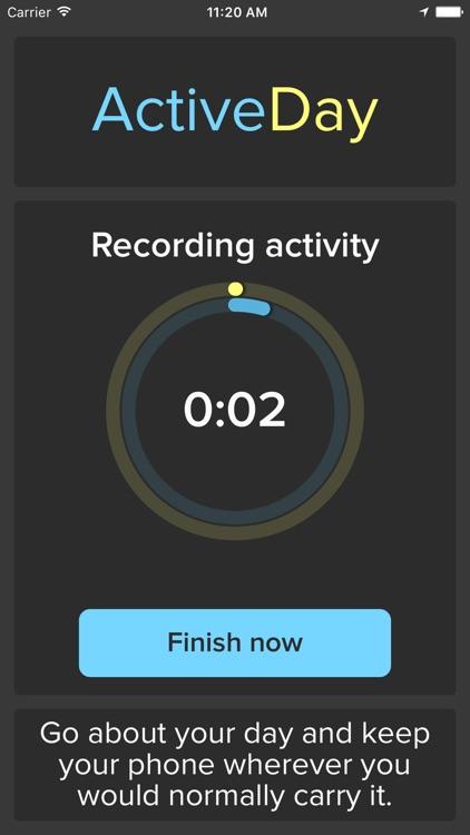 ActiveDay – Activity Study