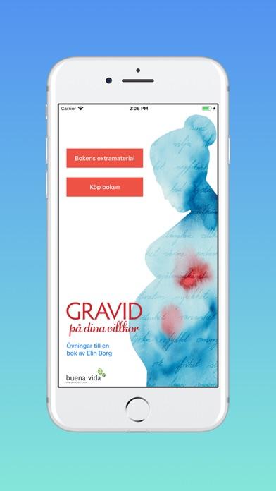 Gravid på dina villkor screenshot