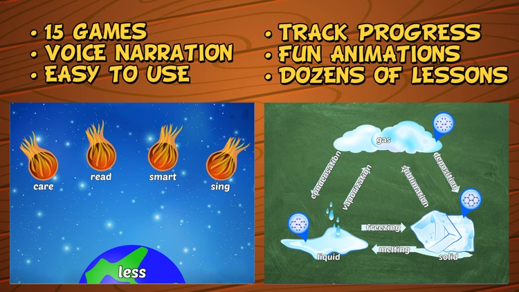 Second Grade Learning Games screenshot-3