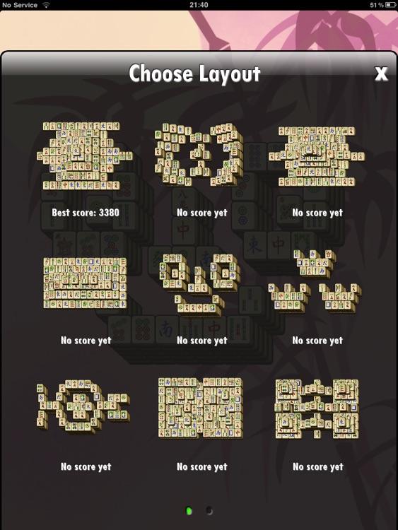 Mahjong HD! screenshot-3