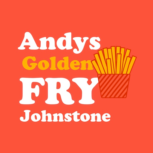 Andys Golden Fry Johnstone