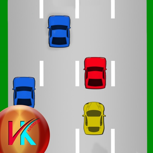 Traffic Car Racing Skill Player free software for iPhone, iPod and iPad
