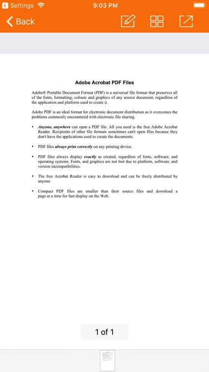 PDF Reader Editor screenshot-3