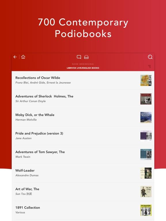 Audiobooks HQ - audio books Screenshots