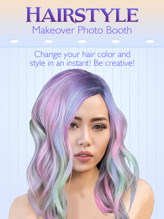 Hairstyle Makeover Photo Booth App Price Drops