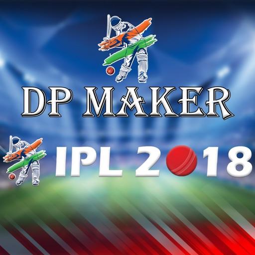 IPL 2018 Photo DP Maker
