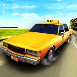 Extreme Super Taxi Racing: Hill Riot Driver 3D