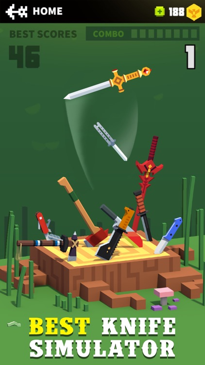 Flippy Knife screenshot-0