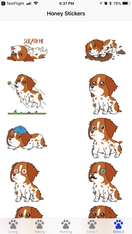 Honey the Brittany Spaniel screenshot-3
