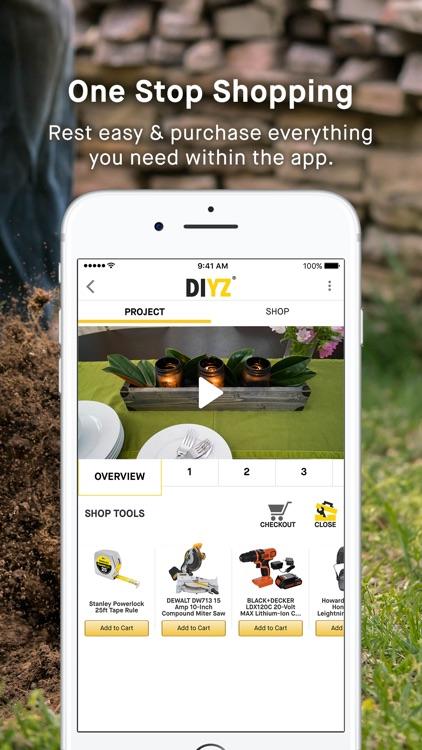 DIYZ screenshot-1