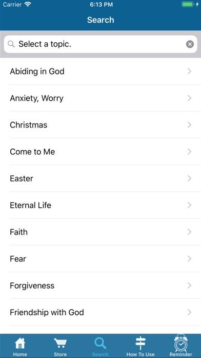 God Calling Screenshots