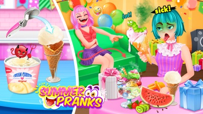 Summer Pranks - BFF Prank War screenshot three