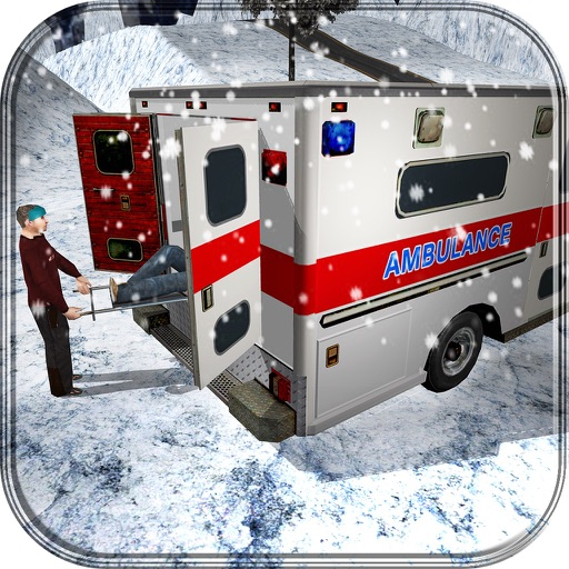 Winter Ambulance Simulator 3D