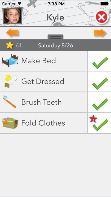 Chore Pad Lite: Chores & Rewards With Themes screenshot-3