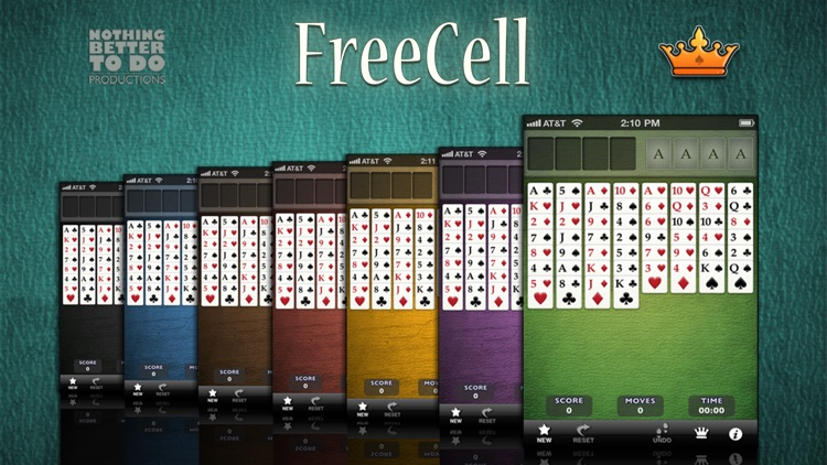 NBTD FreeCell screenshot-3