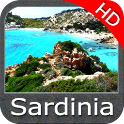 Sardinia HD Nautical Charts