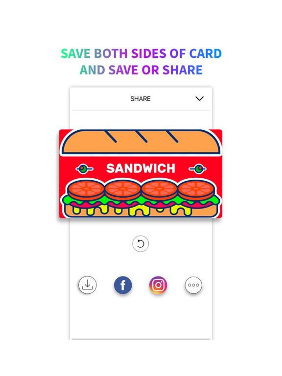 Business card logo maker app price drops screenshot 3 for business card logo maker colourmoves
