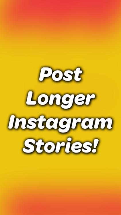 Split Videos for Instagram