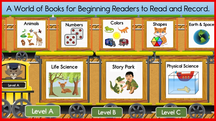 Reading Train Endless Books screenshot-0