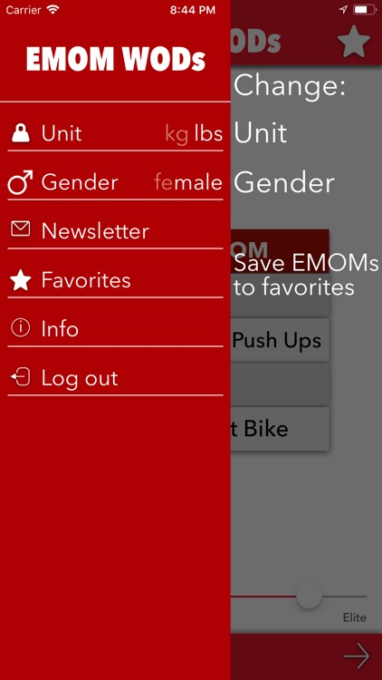 WOD Generator! - EMOMs screenshot-3
