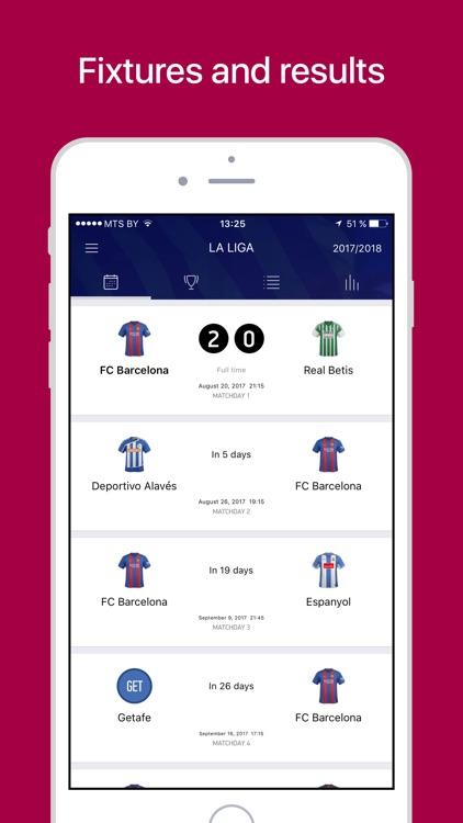 Barcelona Live — Scores & News screenshot-3