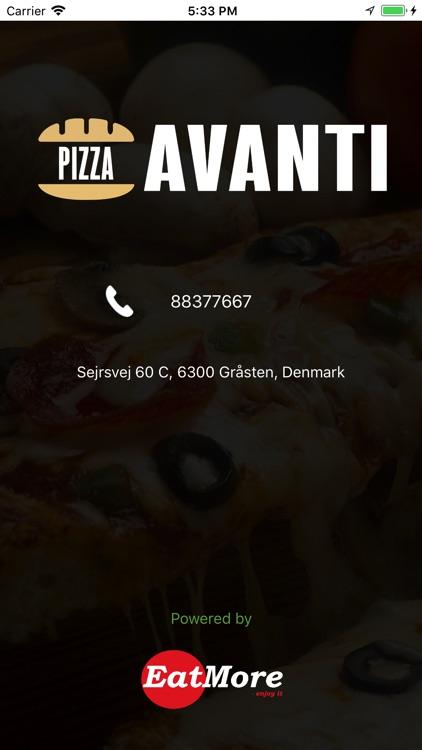 Avanti Pizza Gråsten