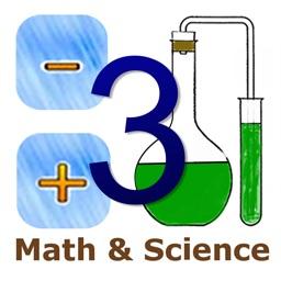 Grade 3 Math & Science