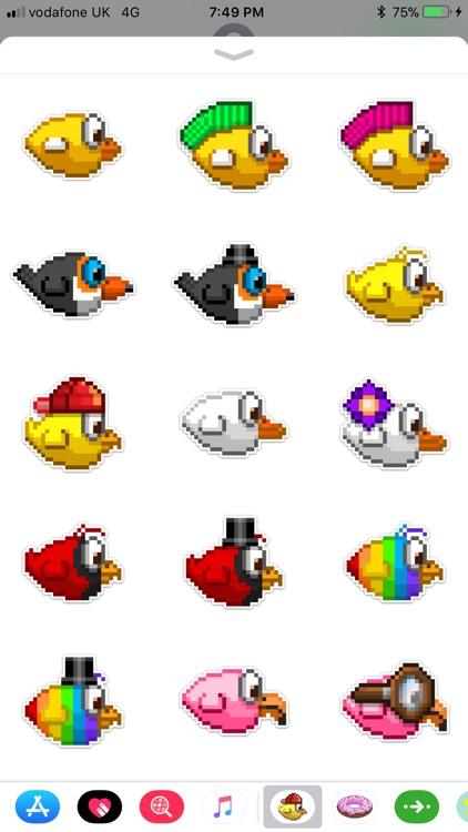 The Pixel Birds screenshot-3