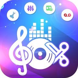 Audio Editor, Mixer& Converter