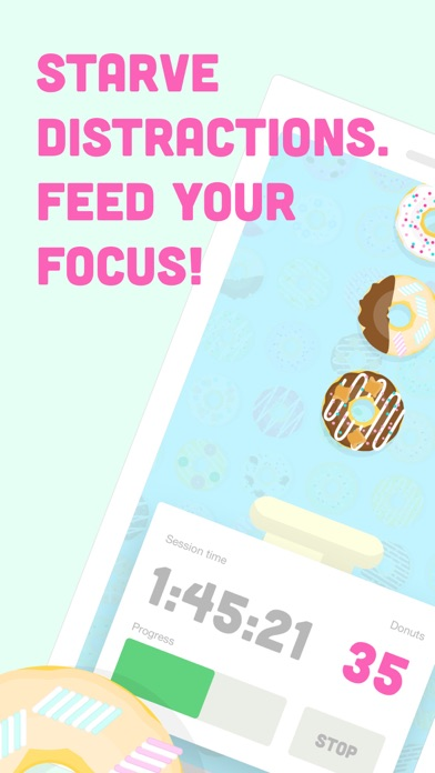 download Donut Dog: Feed your focus! apps 3