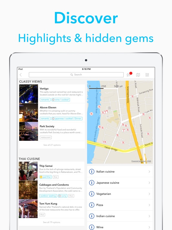 Indonesia Travel Guide-Triposo iPad