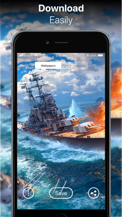 Live Wallpapers 3d u0026 HD Themes - by Tu Nguyen - #18 App in