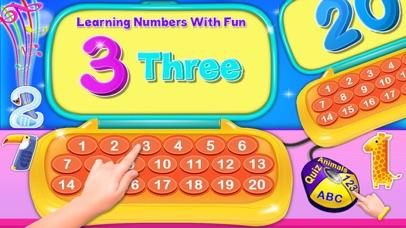 Alphabet Laptop - Educational screenshot 5