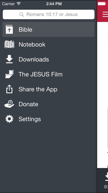 Bible.is - Audio Bibles screenshot-3