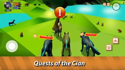 World of Wolf Clans screenshot 3