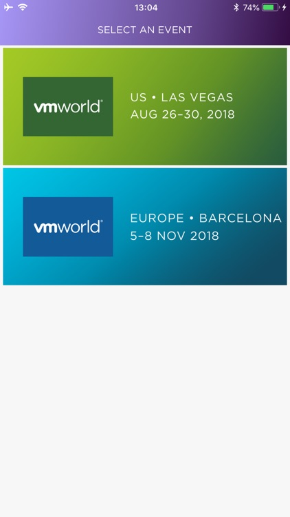 VMworld 2018 screenshot-1