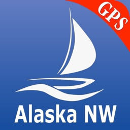 Alaska NW GPS Nautical Charts