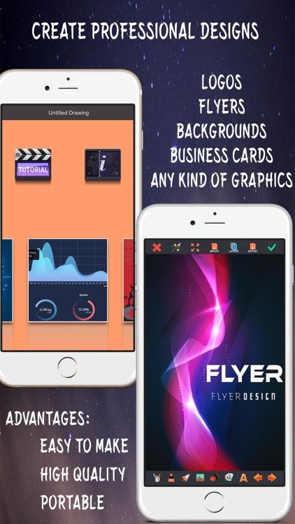 Create Flyers & Logos - Maker