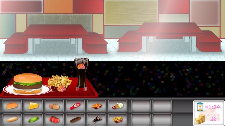 Make Burger Cooking Dash screenshot-4