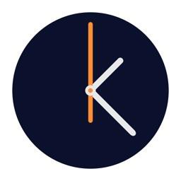 Klok - Time Zone Converter