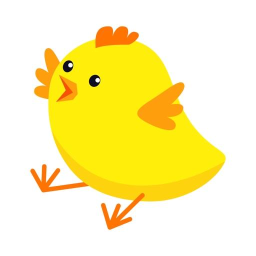 Street Chicken Chick Stickers Pack