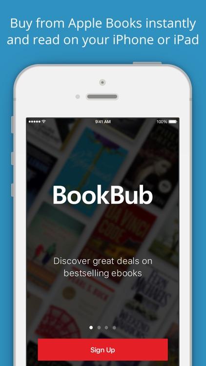BookBub screenshot-4