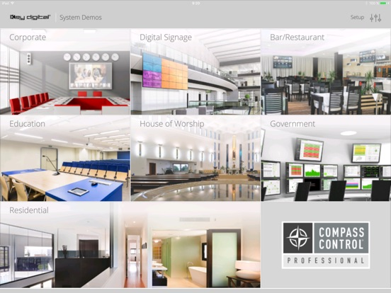 Compass Control Скриншоты7