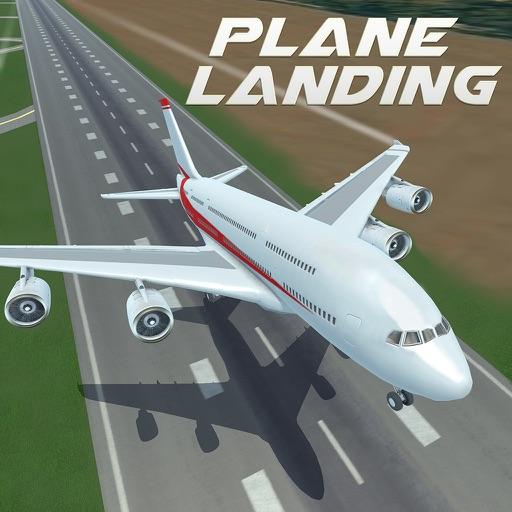 Landing a plane game