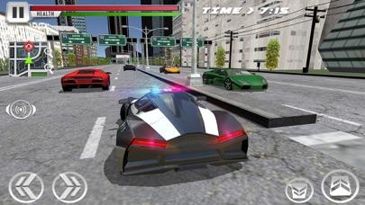 Stadtpolizei Autofahrer SpielScreenshot von 1